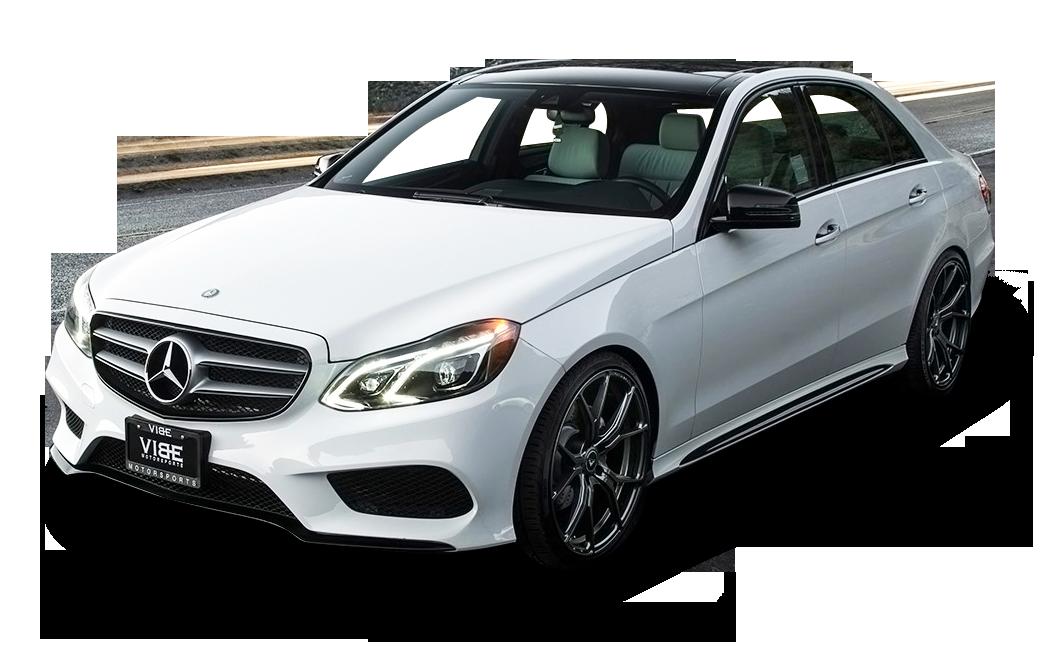 PNGPIX-COM-White-Mercedes-Benz-E-Class-Car-PNG-Image
